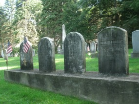 Erie Canal Graves