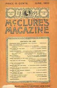 McClure's Magazine Cover