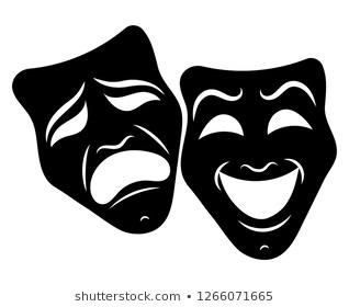theatre-masks-drama-comedy-illustration-260nw-1266071665